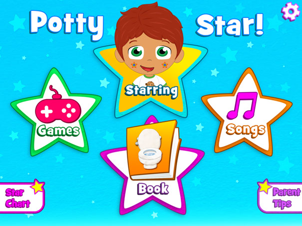 Image Result For Ipad Potty Training App